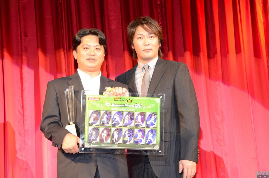 チャンピオン:寿★のぉすさん、スペシャルプレゼンター:元木大介さん