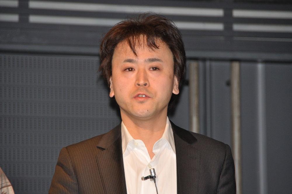 スクウェア・エニックスオンライン事業部テクニカルプランナーの月岡伸博氏