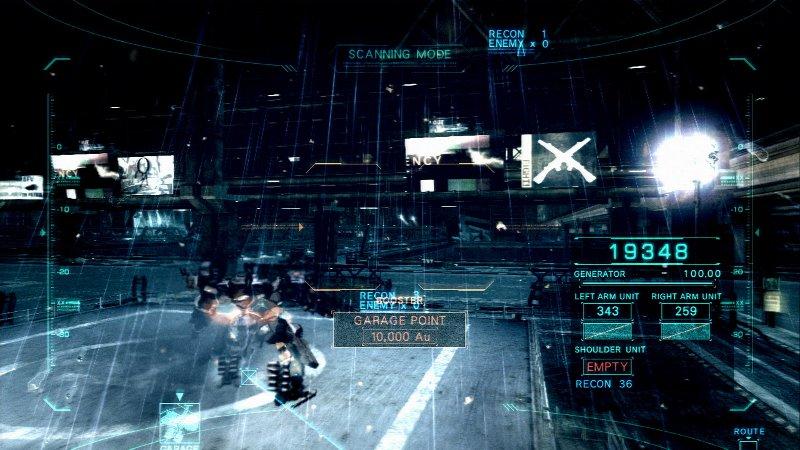 ストーリーミッションには、いくつかのセーブポイントが用意されている。ガレージポイントでは資金を使えば輸送ヘリを呼び寄せてパーツの換装や修理もできるので、再チャレンジしやすい