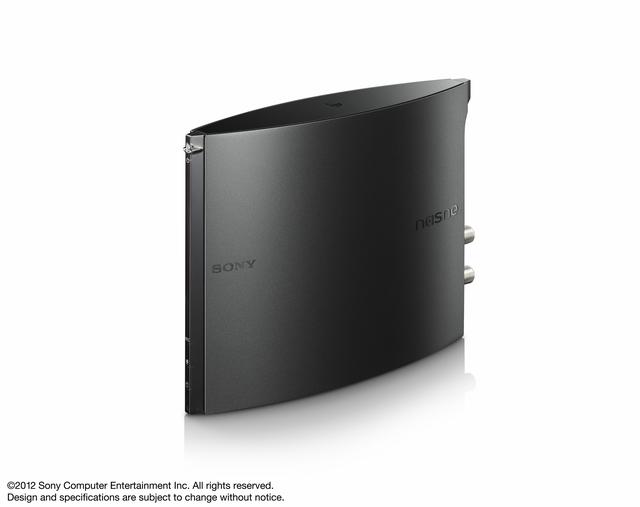 付属品は「nasne」、ACアダプター、電源コード、LANケーブル、アンテナケーブル、B-CASカード、PS3 専用TVアプリケーション「torne(トルネ)」(BD-ROM)、クイックスタートガイドとなっている