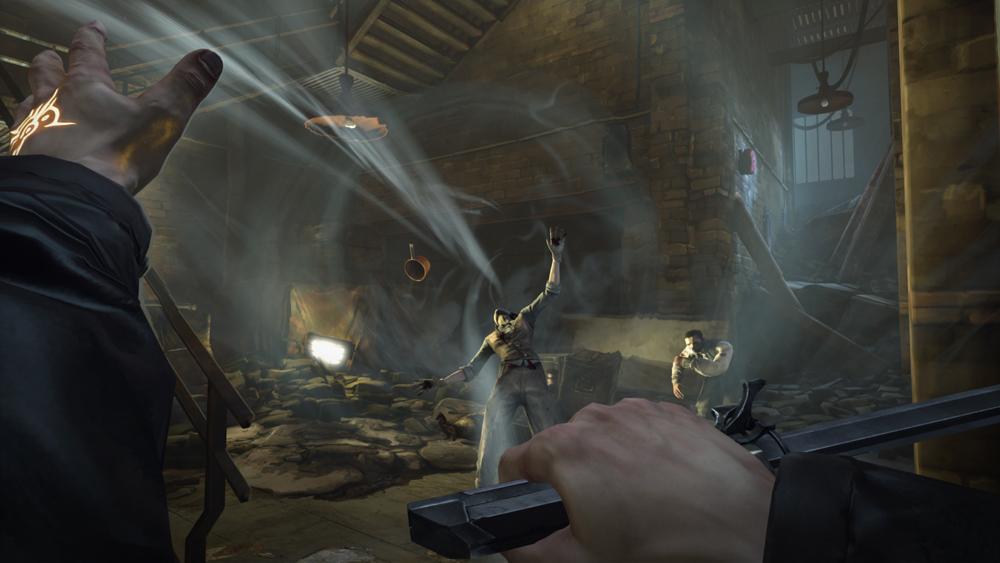 アイデア次第で様々な戦い方ができる「Dishonored」