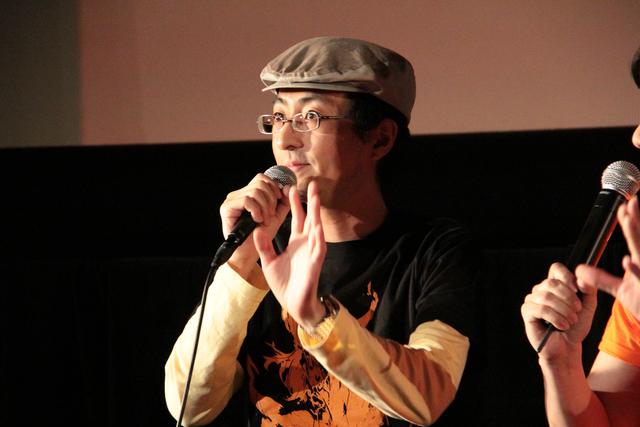 小島プロダクション プロデューサーである鳥山亮介氏が登壇
