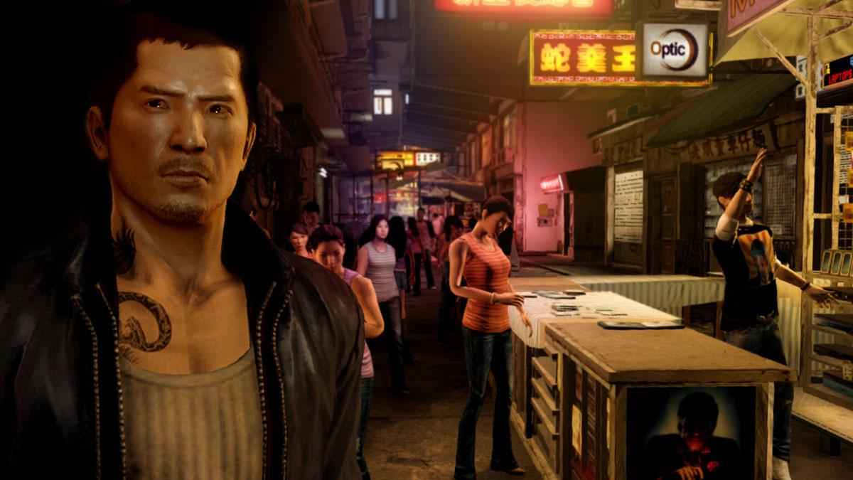 香港警察の捜査官ウェイ・シェン