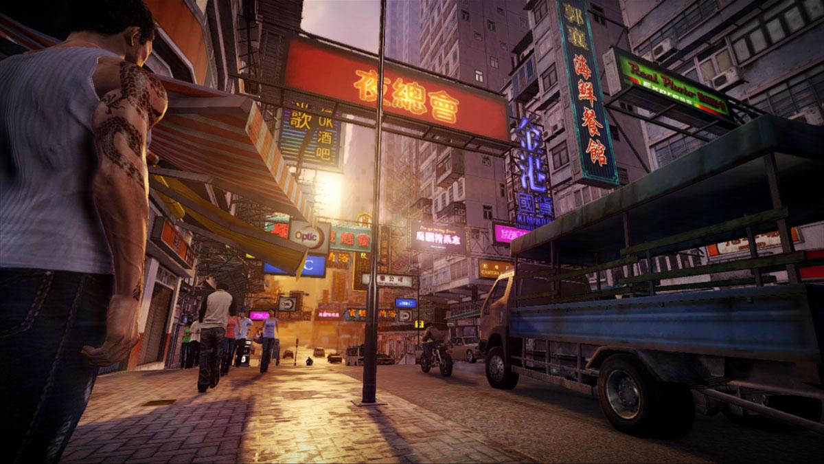 香港を舞台とした、潜入捜査官のストーリー要素に注目