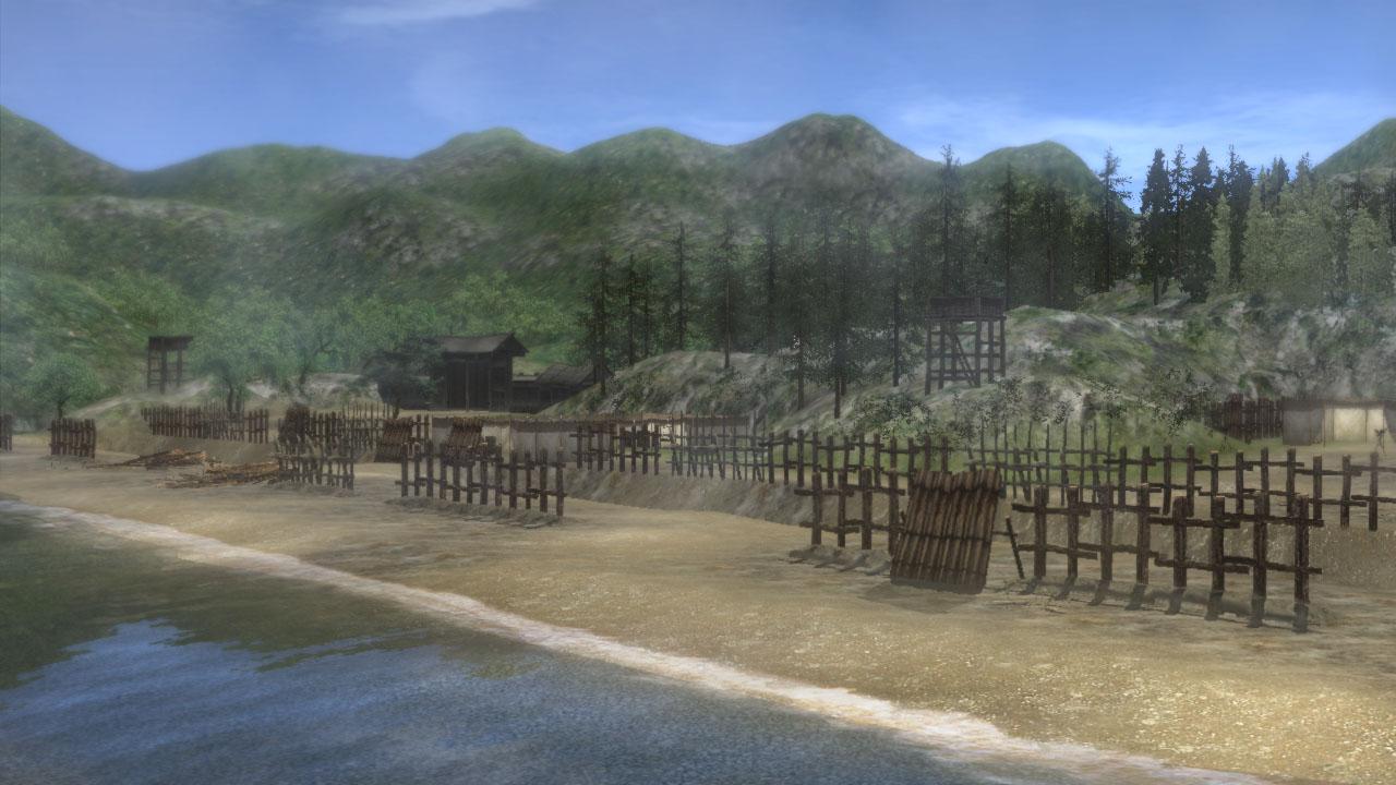 アップデート第1弾「「桶狭間 天下人への道」に続くアップデート、「長篠の戦い」