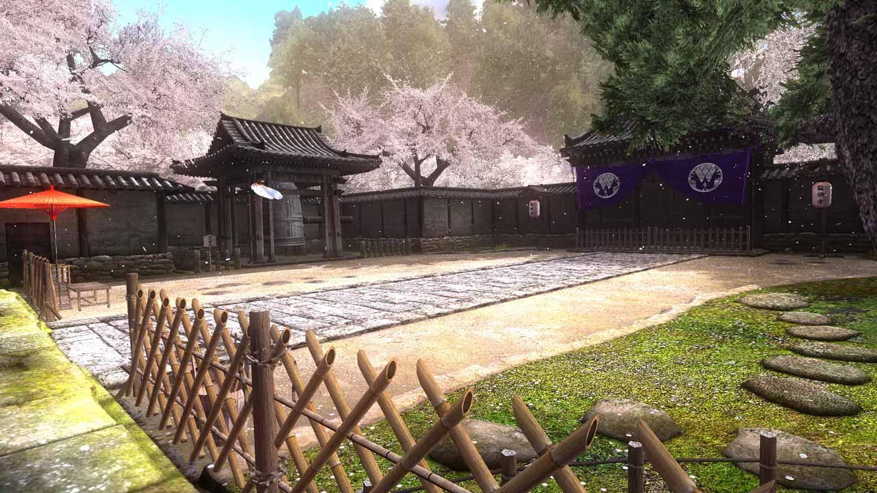 <strong>庭園ステージ「SAKURA」</strong>