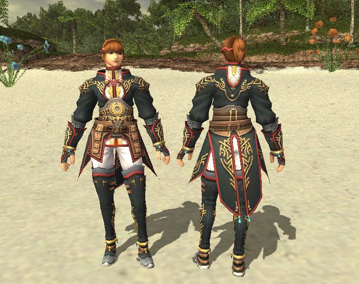 ゲームに実装される「魔導剣士」のアーティファクト