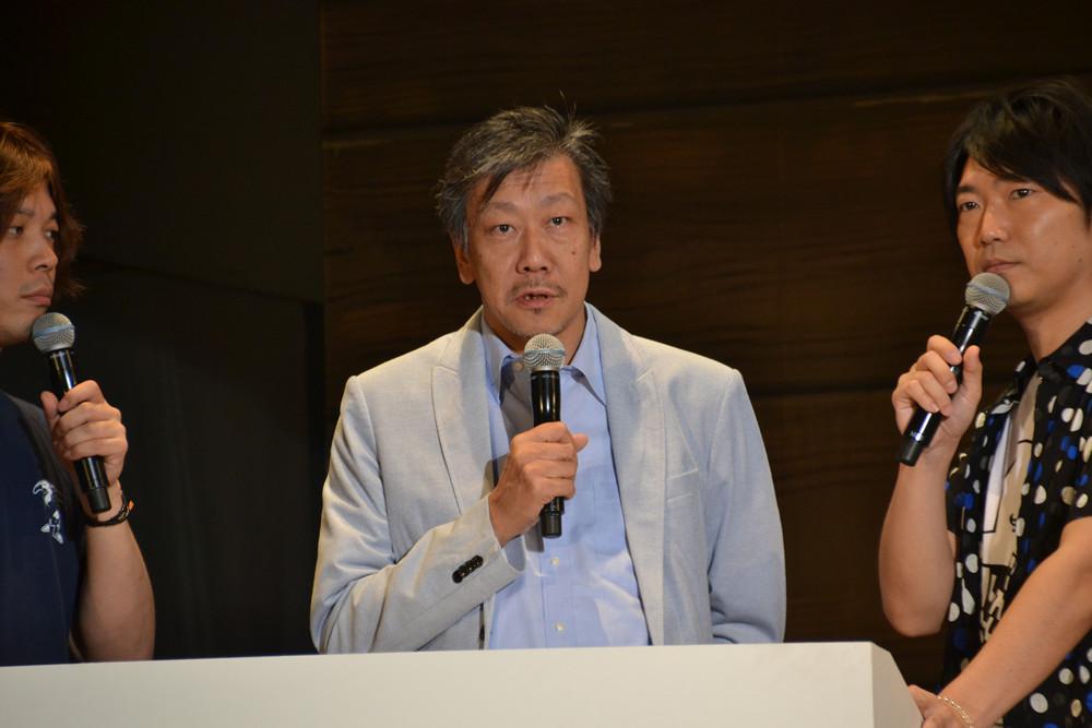 田中弘道氏が新UIについて説明