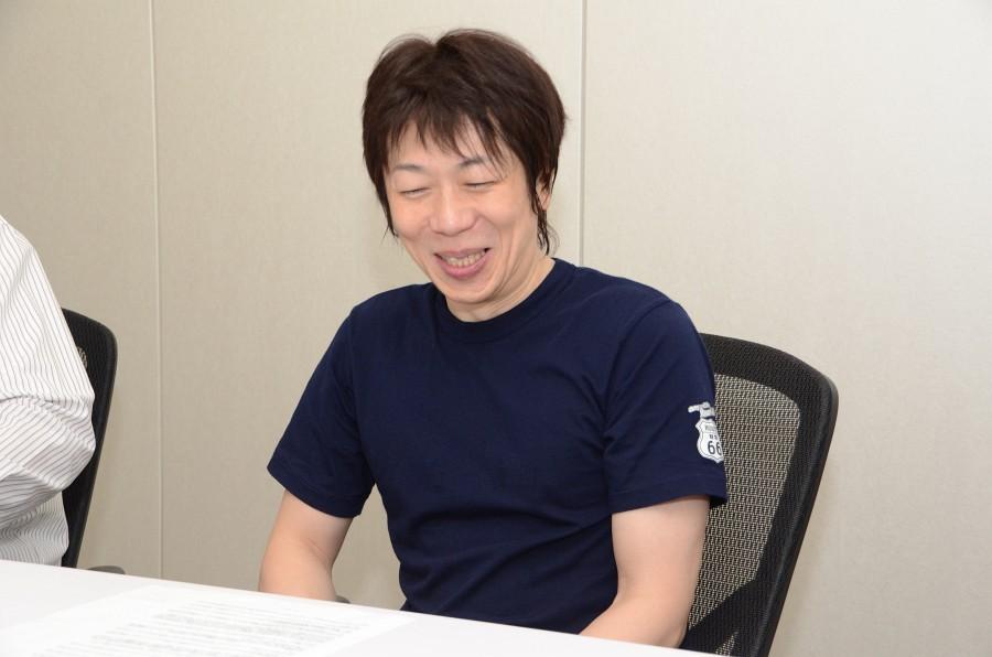 羽田隆之氏