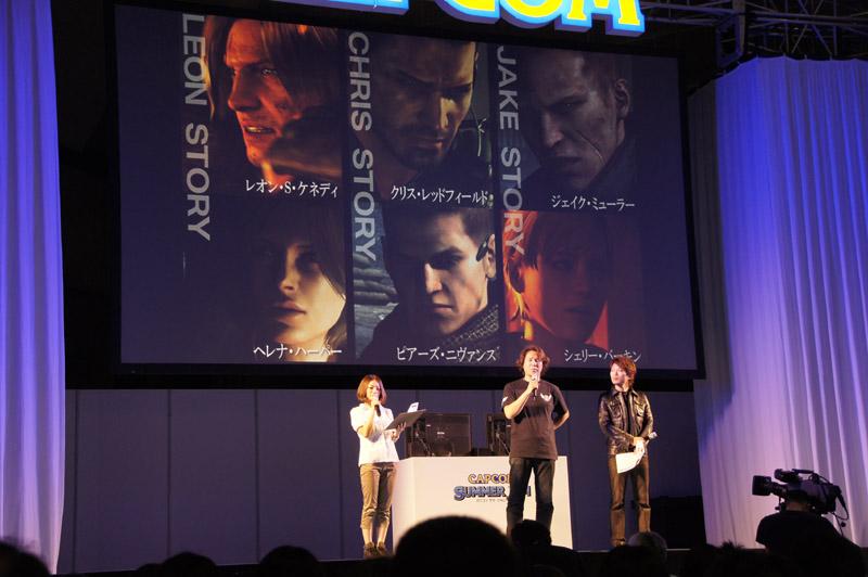今作では3人の主人公がそれぞれのストーリーを展開。またそれぞれにパートナーがいて2人でのCo-opプレイ(協力プレイ)が可能となっている