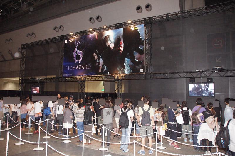 サマージャムの中でも最大規模のプレイアブルスペースとなった。全50台が用意されるも最長1時間待ちという人気の高さ