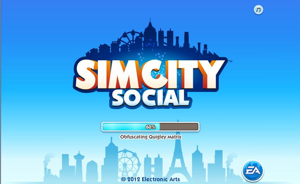大ヒットフランチャイズの正式タイトルとして登場した「SimCity Social」