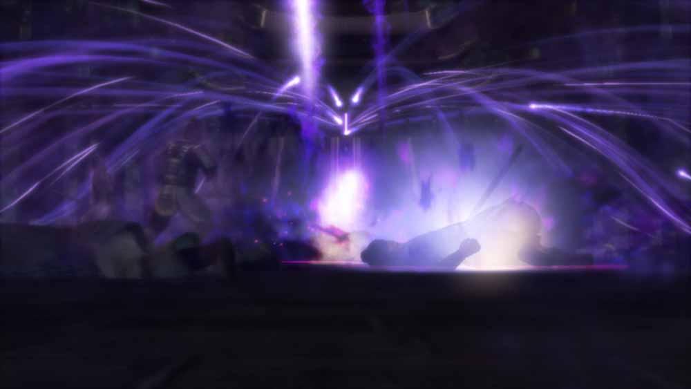 序章では物語の発端が語られる。始皇帝廟の門に無双軍の将兵から空中に放出された闘気が集まっていくと、始皇帝がその闘気を吸収していく。始皇帝にパワーが集まると魔力として蓄えていく……
