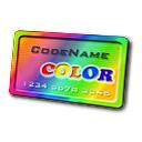 カラーコードネーム