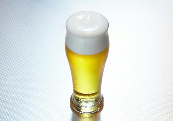 ビール 500円(食べ放題を注文すると350円)