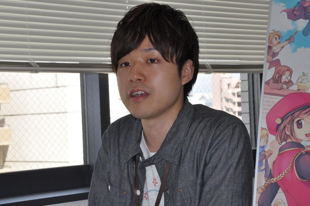 ネクソン運用本部ゲーム運用チームの嶋村昭彦氏