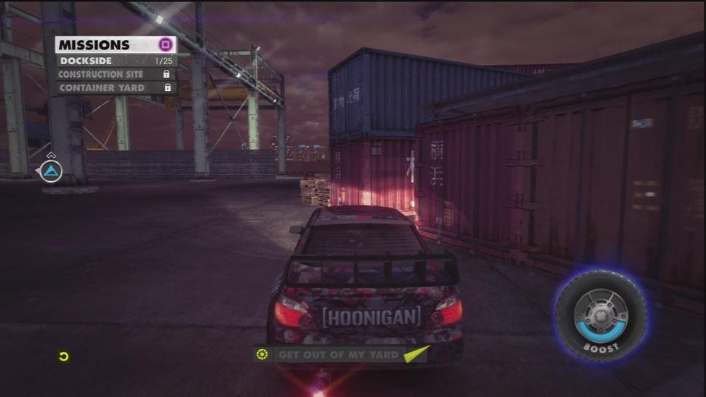 ゲームモード「JOYRIDE」のエリアやスクリーンショットなどが公開された