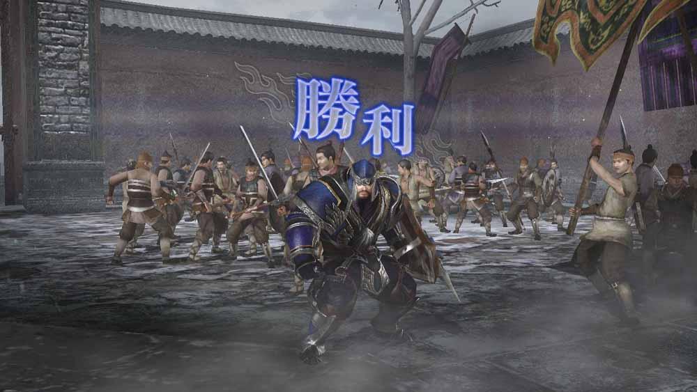 勝利条件を満たすと戦闘に勝利となり、領土を拡大することができる