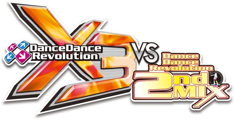 DanceDanceRevolution X3 VS 2nd MIX
