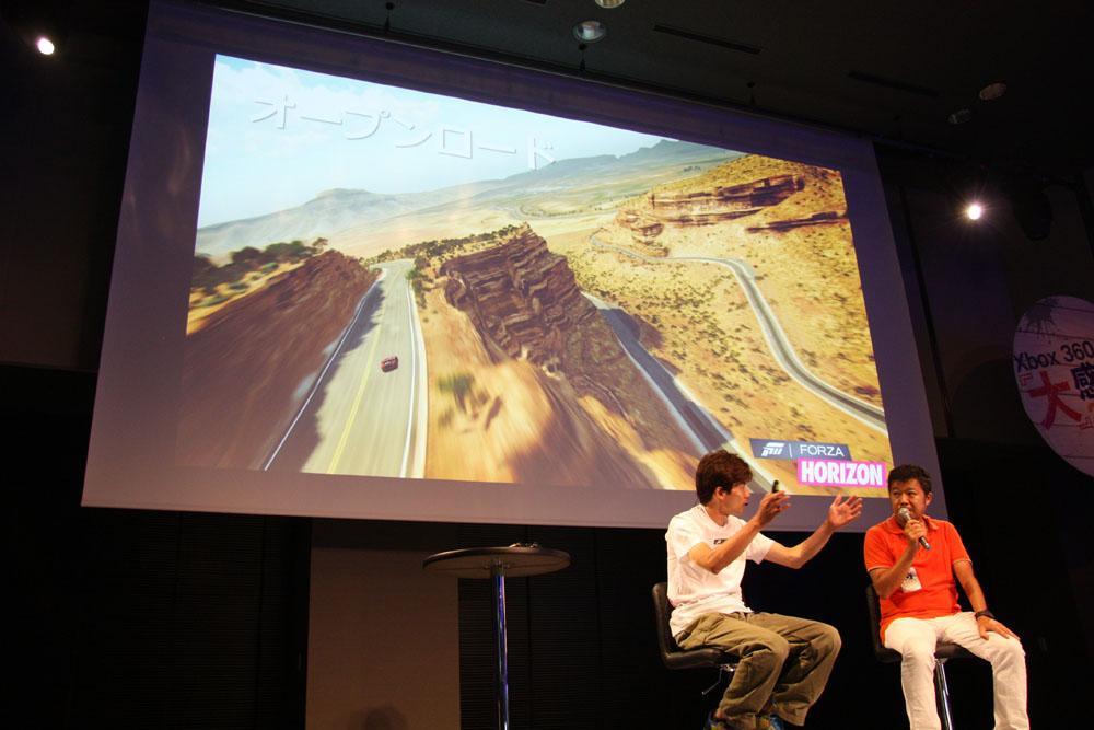 「Forza Horizon」の魅力はオープンロードであること