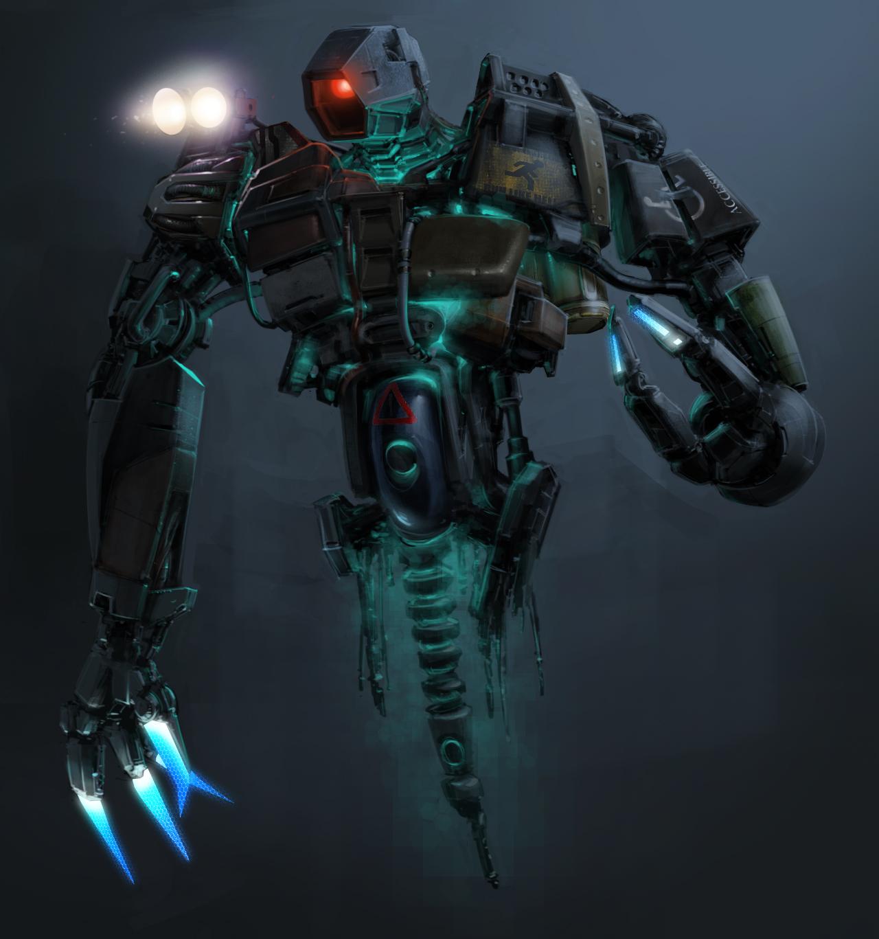 「メクロマンサー」が呼び出すロボット。発売から2~3カ月後に実装だという
