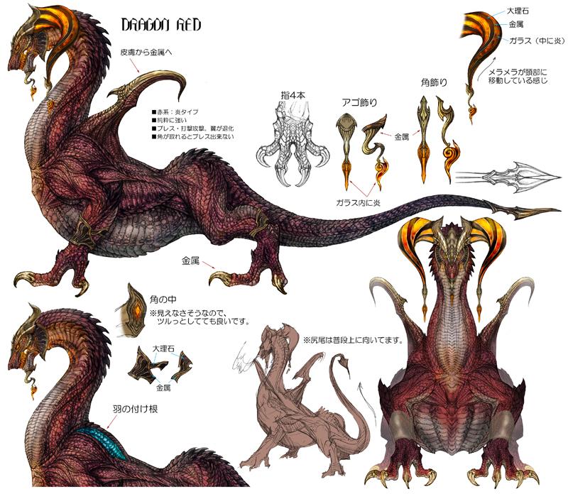 「LRFFXIII」に登場予定のモンスターのデザイン画が紹介された。モンスターもやはりこれまでの「FFXIII」シリーズとはひと味違うテイストが感じられる