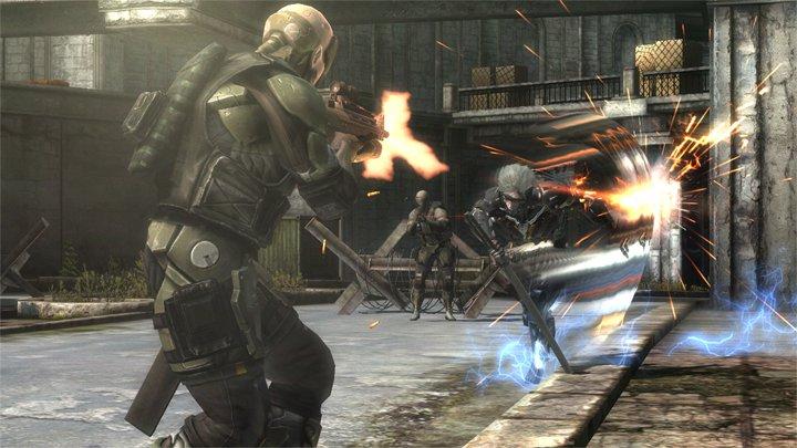 「ニンジャラン」中は敵の銃弾を弾くことが可能。恐れずに前へ前へと進んでいこう