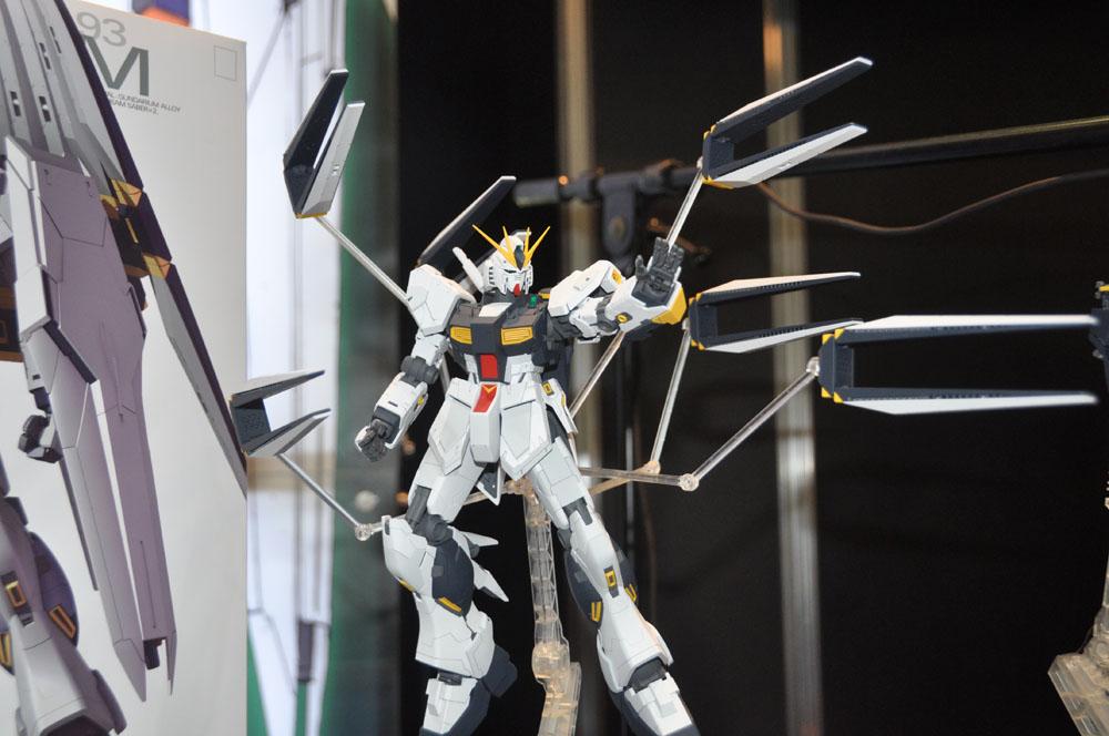 「MG RX-93 νガンダム Ver.Ka」はまだ秘密があるという