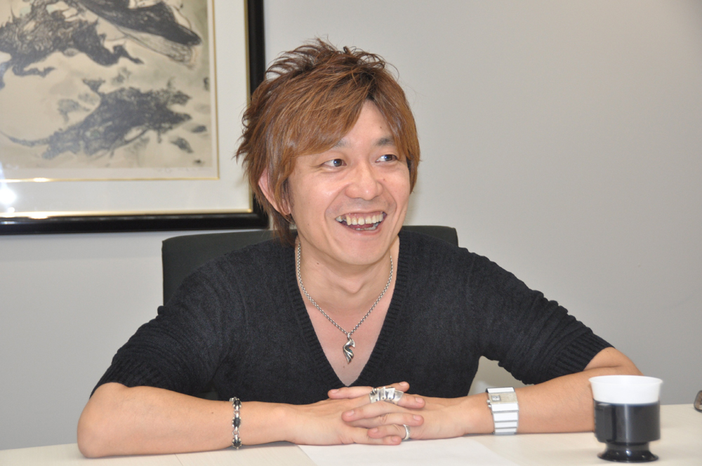 吉田氏はαテストの終了時期について、まだ迷っているようだ