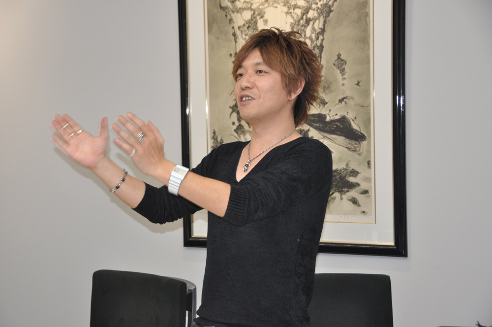 βテストの延期の理由について再び熱く語る吉田氏