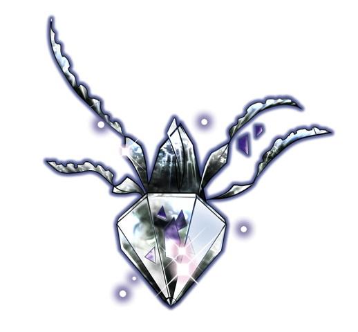 """<center class=""""""""><strong class="""""""">ファズストーン</strong></center><br class="""""""">空中に漂う宝石のような見た目の精霊。精霊とは言え内に秘めた魔力は弱く魔法は使えない。物理攻撃が通じ難いがゴリ押しで処理できてしまう"""