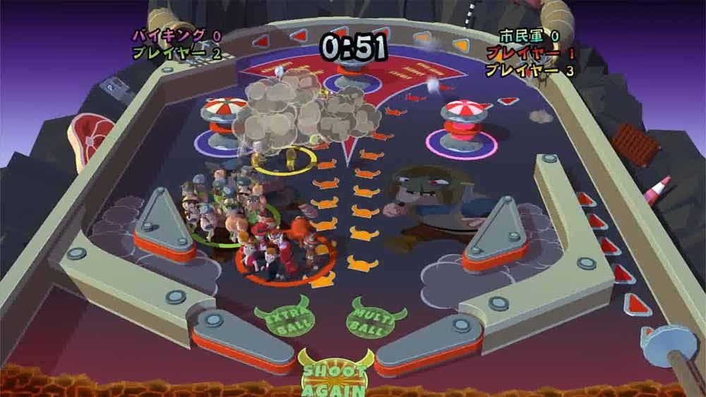 新規VSステージ「コロッセオ」と「ピンボール台」をはじめ、新たなゲームモードも追加される