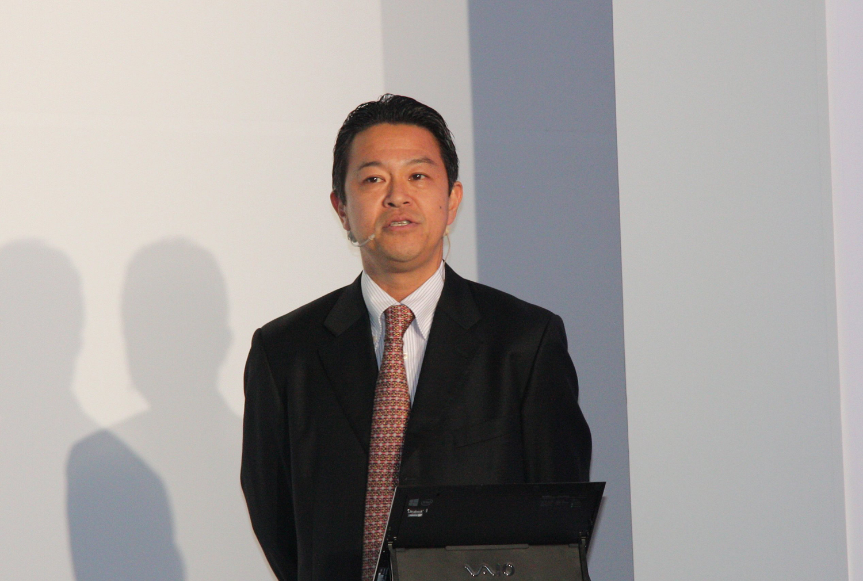 SCE Asiaプレジデント織田博之氏