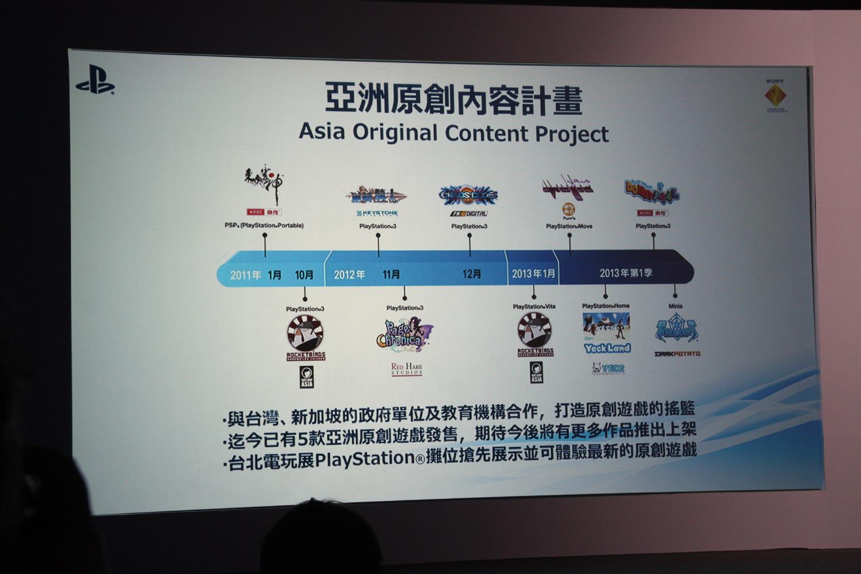 アジアオリジナルコンテンツプロジェクトは今後も継続していくことを発表