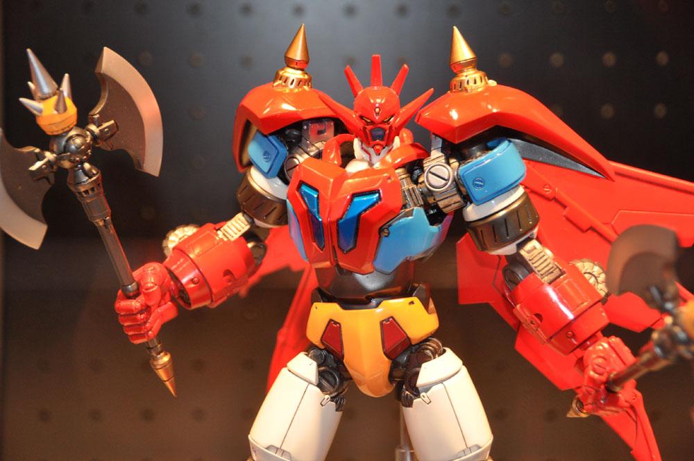 「EX合金 ゲッタードラゴン」は10月、「EX合金 ゲッターライガー」は12月、「EX合金 ゲッタードラゴン」は2014年2月発売