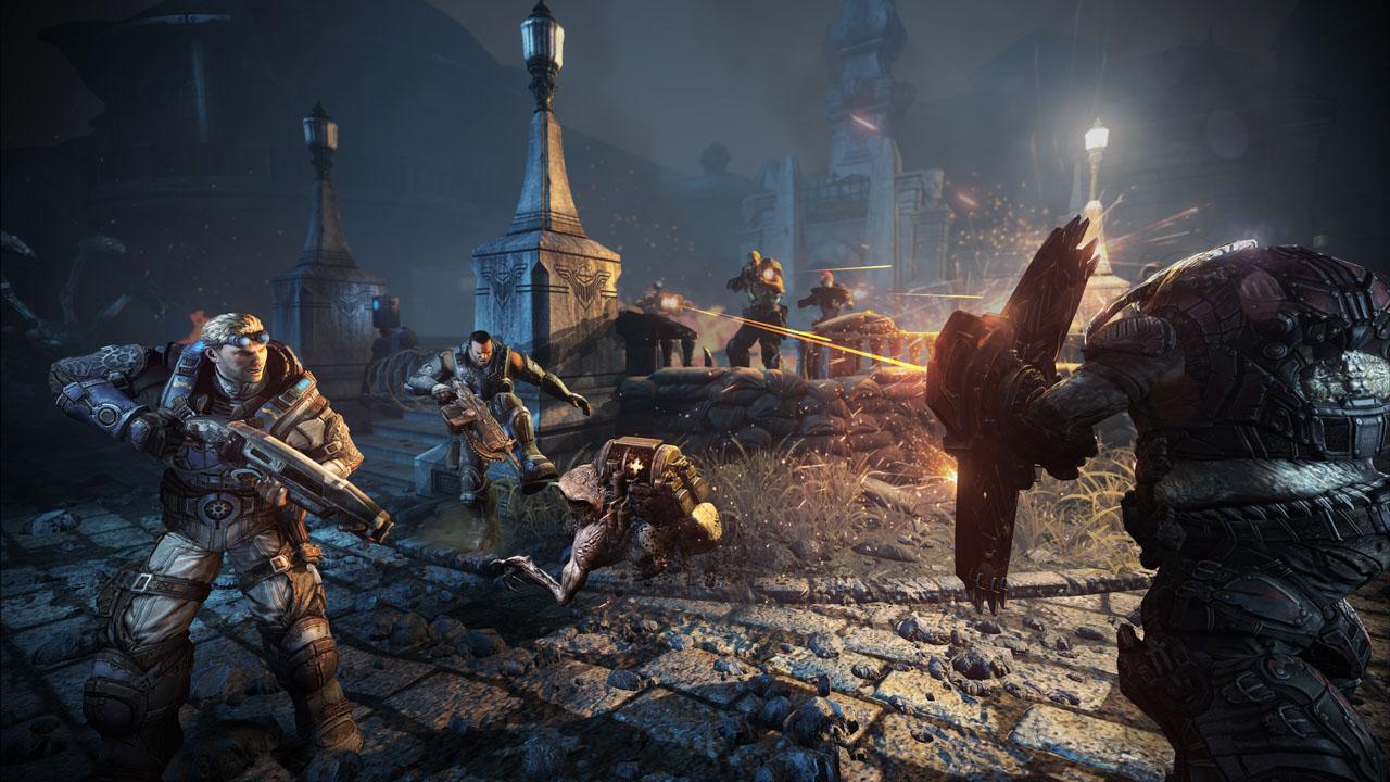 ベアード率いるキロ部隊は、激しい戦いを繰り広げていく