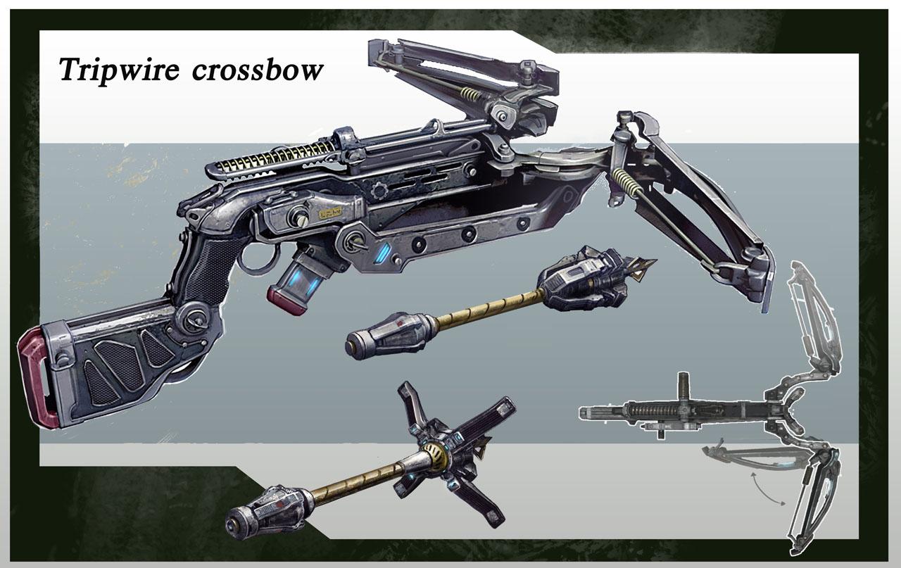 今回は体験できなかったが、新武器として「トリップワイヤー クロスボウ」の画像が公開された。機能もまだ不明だが、キャンペーンモードで使うという。どのような状況で使うのか楽しみだ