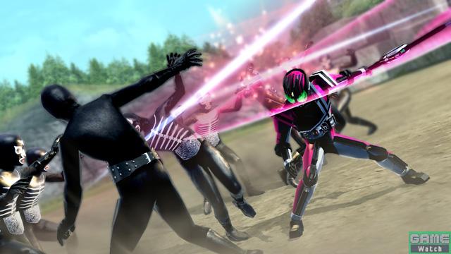 クウガからキバまでのライダーにカメンライドすることができるほか、ライドブッカーを使った多彩な攻撃を持つキャラクター。搭乗バイクはマシンディケイダー