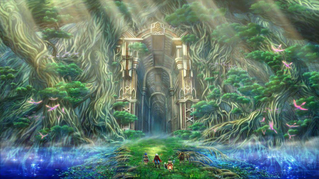 無限に遊ぶことができる新ステージ「世界樹の塔」。その詳細は謎に包まれている……