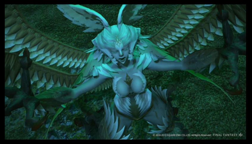 蛮神戦は、これまでのイメージを大切にしつつ、新蛮神に関しては新しい曲が追加されていく