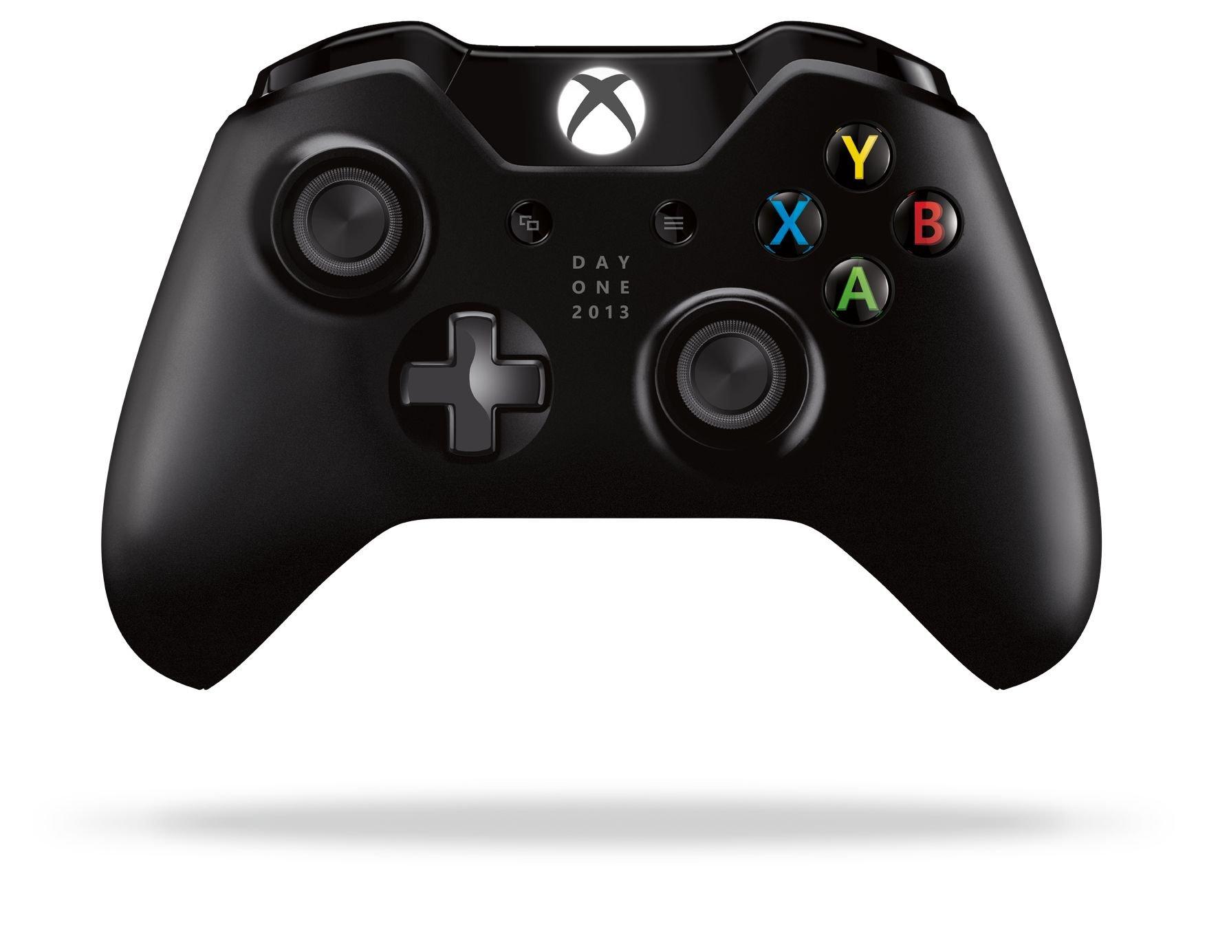 ついに発売時期と価格が明らかになったXbox One。11月発売、499ドルと、ほぼ想定内の内容。今回は、新たな情報として限定版も公開された。「Xbox One Day One Edition」と名付けられた限定版の内容は、文字通りDAY ONE(初日)に購入したことを示す「DAY ONE 2013」と刻印された特別コントローラー、1年間のXbox LIVEゴールドメンバーシップ、そして「DAY ONE 2013」購入の実績! 価格は同じ499ドル