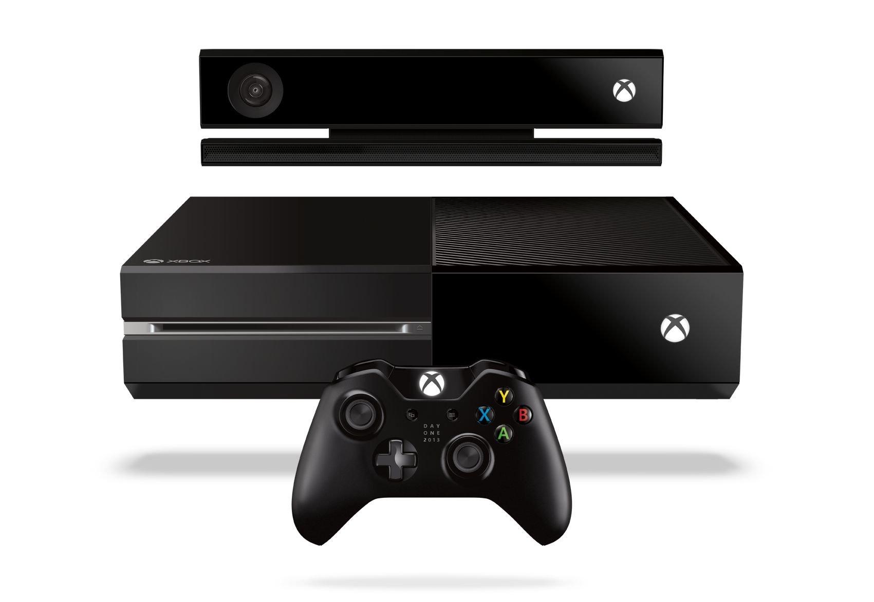 Xbox Oneの主要同梱物