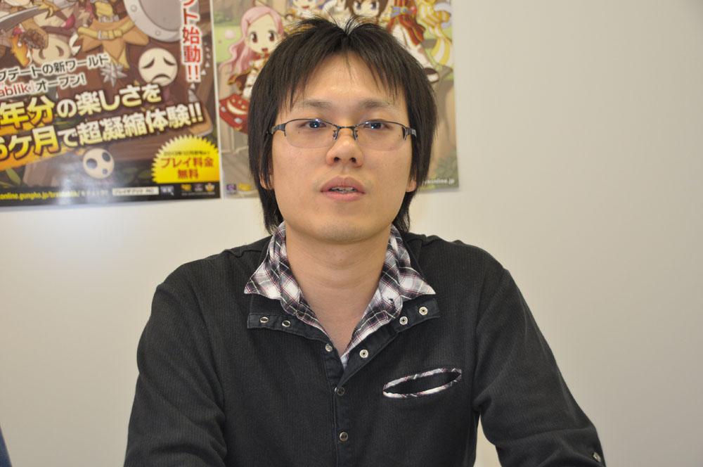 第2企画課の田口彰氏