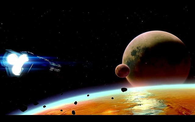 「HELL DIVERS」。地球のヒーローとして地球外から攻め入る敵を倒していく