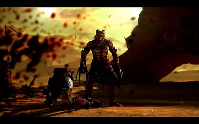 ハードなアクションゲーム「SHADOW OF THE BEAST」がPS4で蘇る