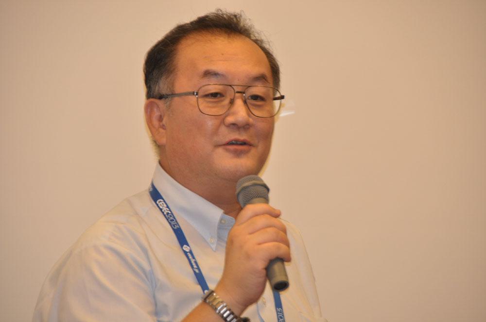 モバイル&ゲームスタジオ取締役の遠藤雅伸氏