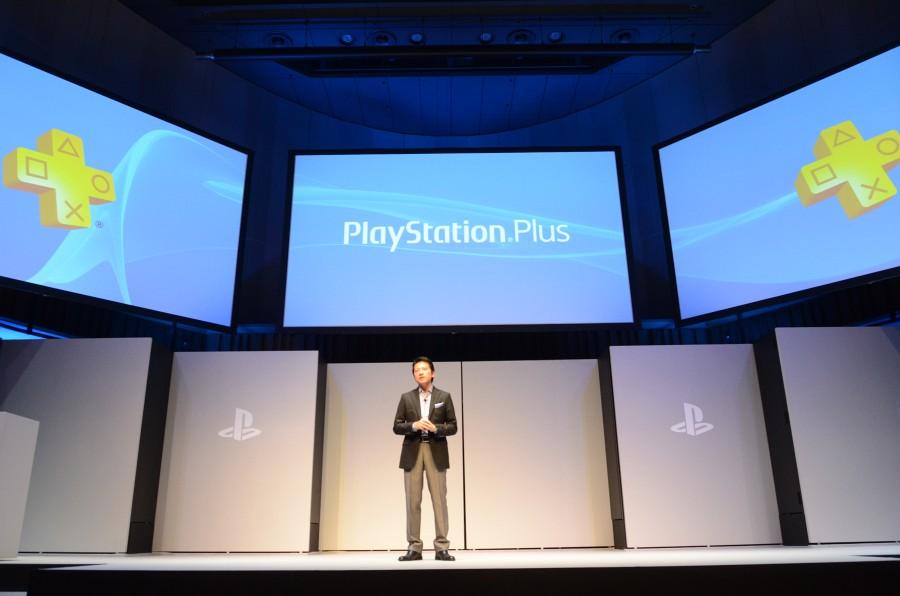 PS3に続きPS4でも提供されるサービス。フリープレイは新作「RESOGUN」、「DRIVECLUB PlayStation Plus Edition」の2タイトル