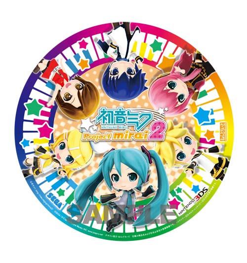 「初音ミク Project mirai 2」
