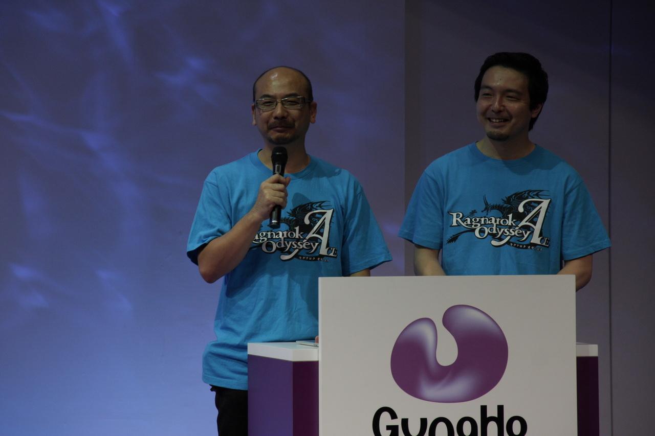 ディレクターの入江和宏氏、リードプランナーの大河原啓考氏による解説が行なわれた