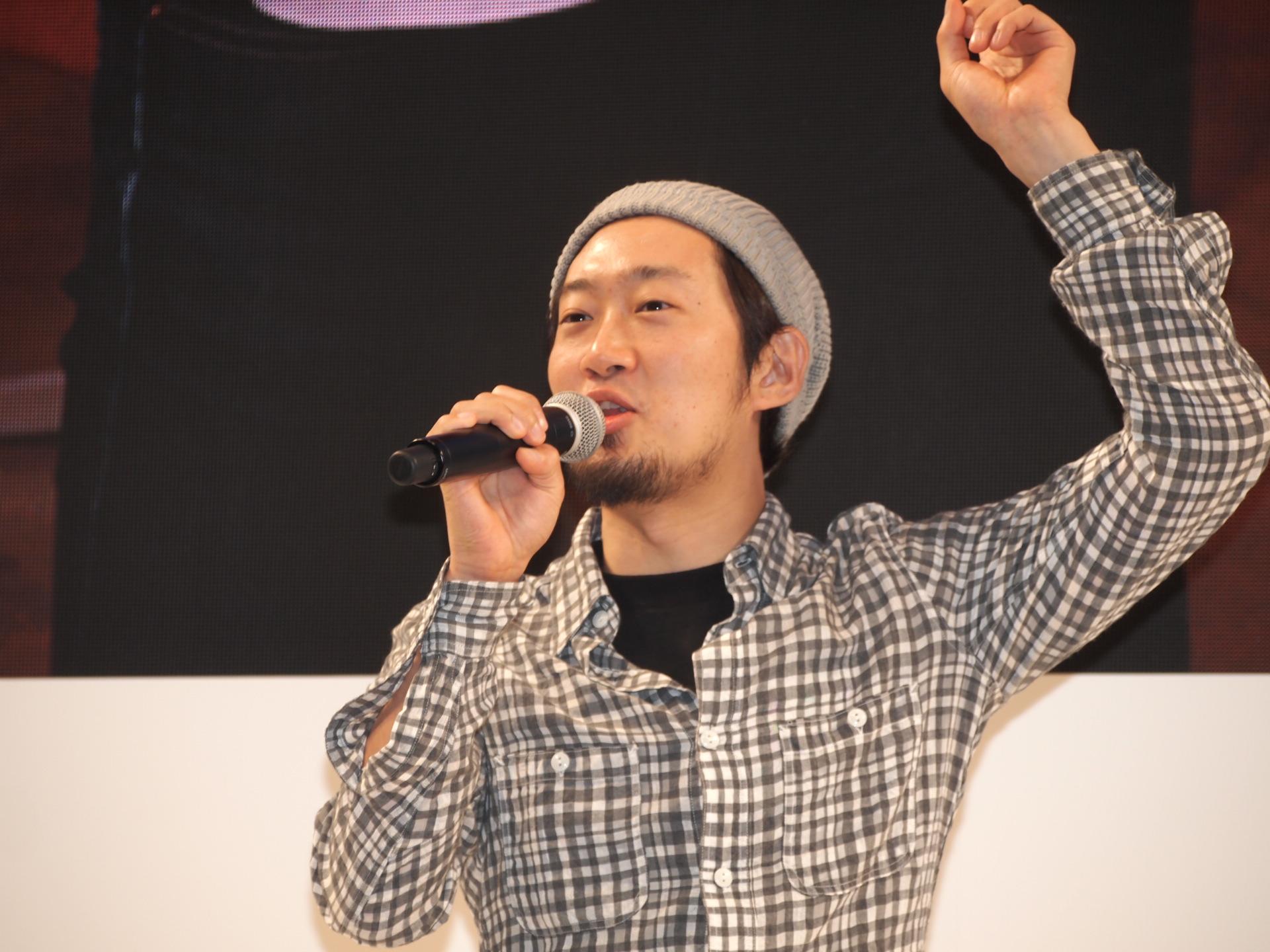 スクウェア・エニックスの安藤武博氏